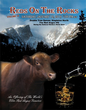 Grill's 15th Annual Red Western Red Angus Bull Sale